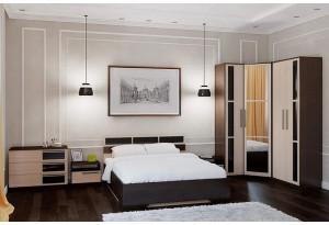 Модульная спальня Эдем-2 Вариант № 2