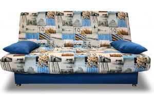 Диван-кровать на металлокаркасе