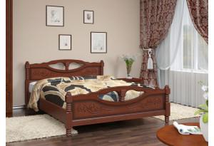 Кровать Елена 4 из массива
