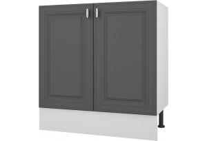 Ева Напольный шкаф под мойку 800 мм с дверями