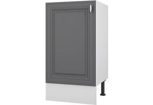 Ева Напольный шкаф под мойку 500 мм с дверью