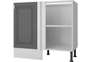 Ева Напольный шкаф угловой 1000 мм с дверью