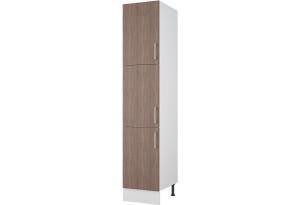 Европа Пенал Напольный шкаф с тремя дверями