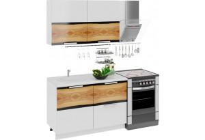 Кухонный гарнитур длиной - 180 см Фэнтези (Вуд)