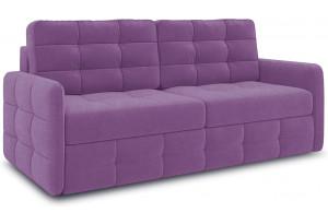 Диван «Райс Slim» Maserati 18 (велюр), фиолетовый