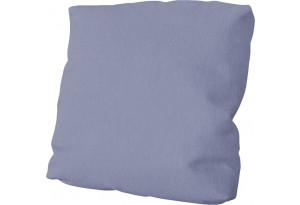 Подушка малая П1 (Poseidon Blue Graphite (иск.замша) серо-фиолетовый)
