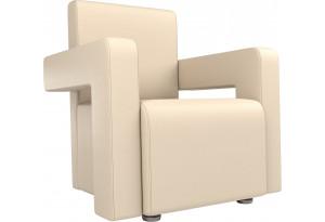 Кресло Рамос Бежевый (Экокожа)