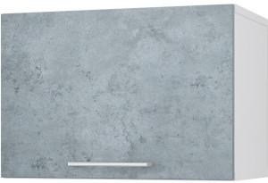 Лофт Навесной шкаф (Газовка) 500 мм с дверцей