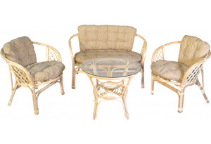 Набор мебели из ротанга