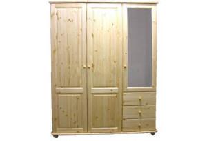 Шкаф для одежды Иманта 280