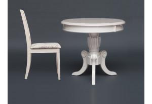 Обеденная группа Moon (MO-ET) слоновая кость (один стул)
