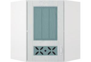Камелия Навесной шкаф Угловой 600 мм с дверцей
