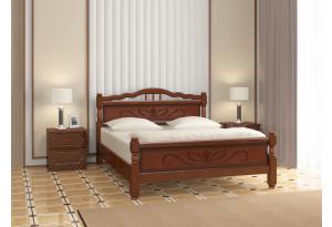 Кровать Карина 5 из массива