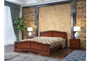 Кровать Карина 6 из массива