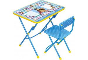 Комплект детской мебели Азбука 2: Маша и Медведь