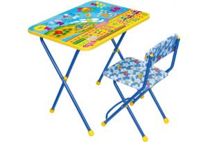 Комплект детской мебели Познайка КП2