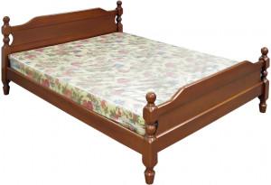 Кровать из массива КР-М2