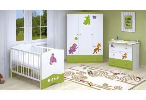 Модульная детская Polini kids Basic комплектация №2