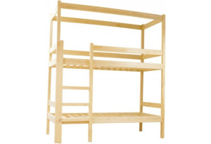 Кровать двухъярусная «ДаблБас»