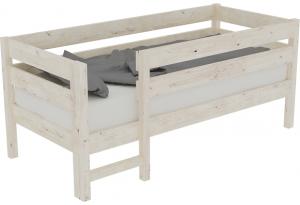 Кровать детская «Панда» из массива сосны
