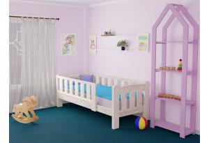 Детская кровать «Сказка» без лестницы