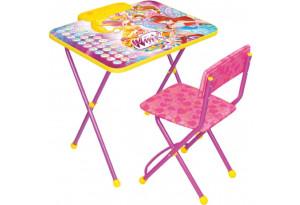 Комплект детской мебели Винкс 2 - Азбука
