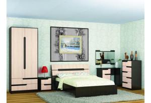 Модульная спальня Гавана комплектация №2