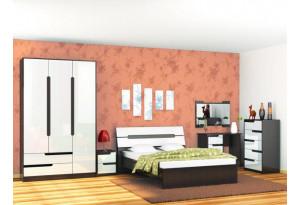 Модульная спальня Гавана комплектация №1