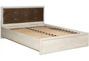 Кровать 32.26 - 02 с подъемным механизмом Сохо (ш.1600)