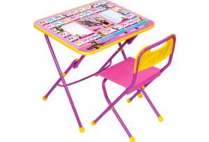 Комплект детской мебели Азбука 3: Маша и Медведь