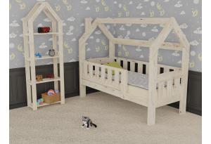 Кровать детская «Домик Сказка» без лестницы