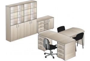 Комплект офисной мебели № 1