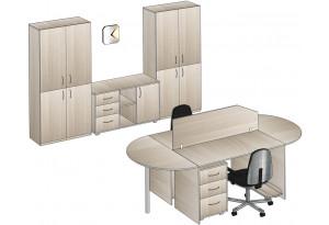 Комплект офисной мебели № 4