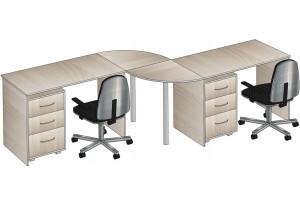 Комплект офисной мебели № 6