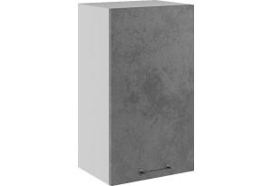 Лофт Навесной шкаф 400 мм, с дверцей