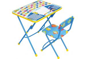 Комплект детской мебели Умничка КУ1