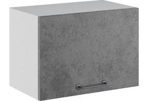 Лофт Навесной шкаф (газовка) 500 мм, с дверцей