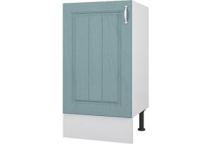 Принцесса Напольный шкаф 450 мм с дверцей