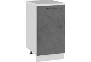 Лофт Напольный шкаф 450 мм, с дверцей