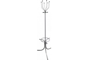 Вешалка напольная Свечка с кольцом д/зонта