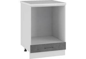 Лофт Напольный шкаф под духовку 600 мм