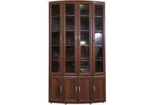Шкаф для книг №6 полукруглый