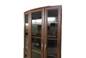 Шкаф для книг №7 полукруглый