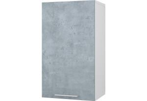 Лофт Навесной шкаф 400 мм с дверцей