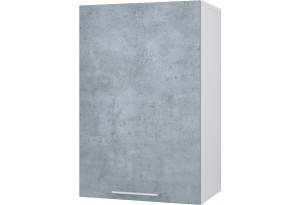 Лофт Навесной шкаф 450 мм с дверцей