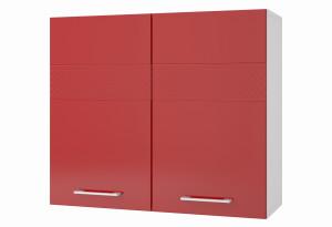 Люкс Навесной шкаф 800 мм с дверями