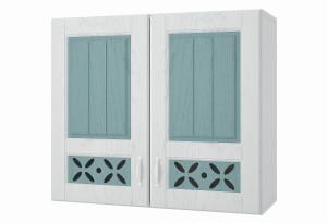 Камелия  Навесной шкаф 800 мм с дверями