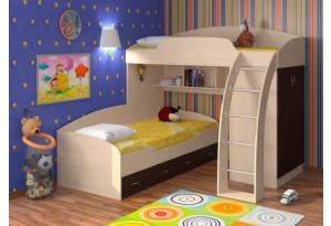 Кровать верхняя