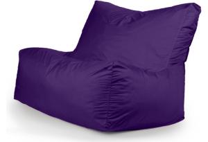 Бескаркасный диван Solo Violet