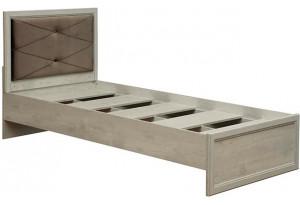 Кровать одинарная 32.23 с настилом Сохо (ш.900)